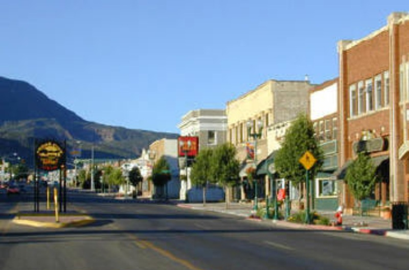 Main Street in Cedar City